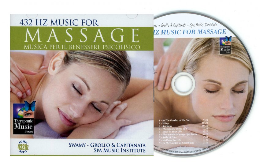 432 Hz Music for Massage