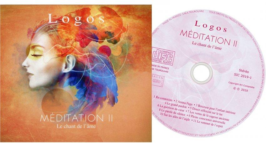 Méditation II - Le Chant De L'âme - CD musica