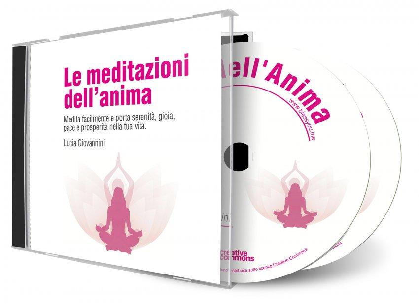 Le Meditazioni dell'Anima (Doppio CD Audio)