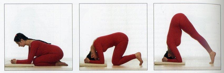 Il Metodo Iyengar - Foto delle posizioni 2