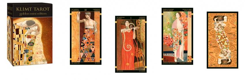 Tarocchi di Klimt - Edizione Mini