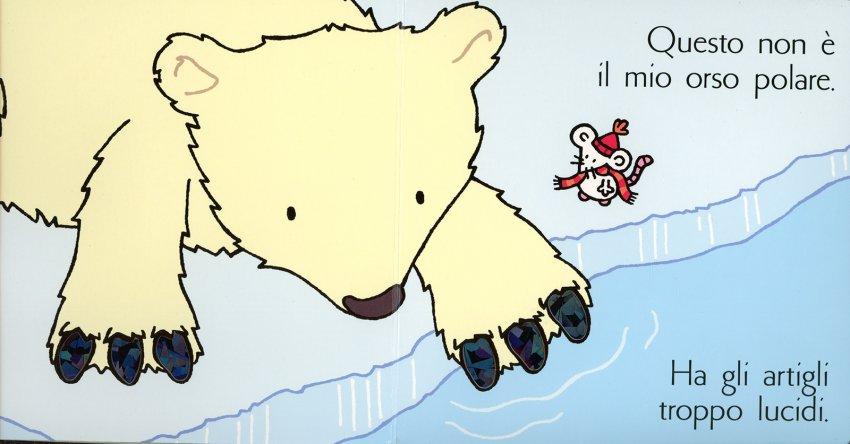 Dov'è il Mio Orso Polare? - immagine orso