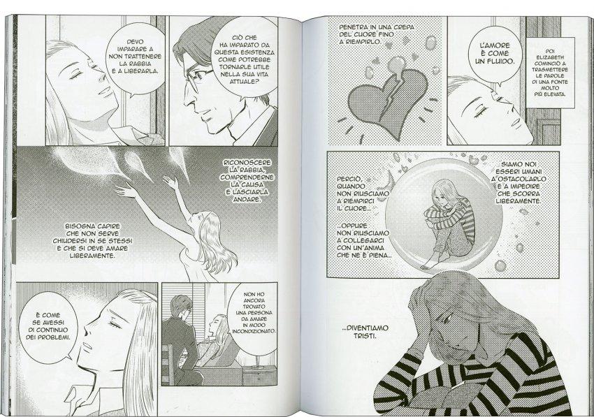 Molte Vite un Solo Amore - immagini del manga