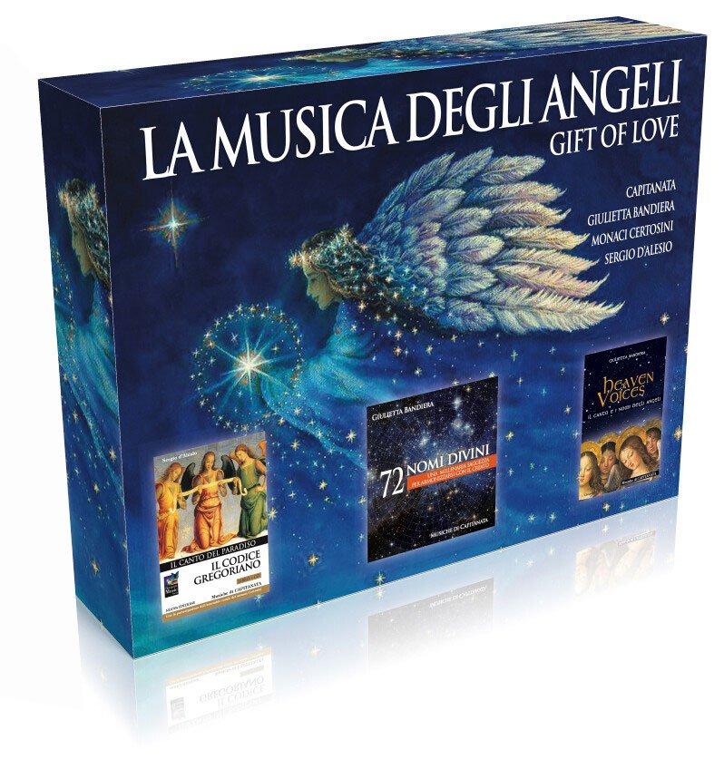 La Musica degli Angeli. Gift of Love - Cofanetto