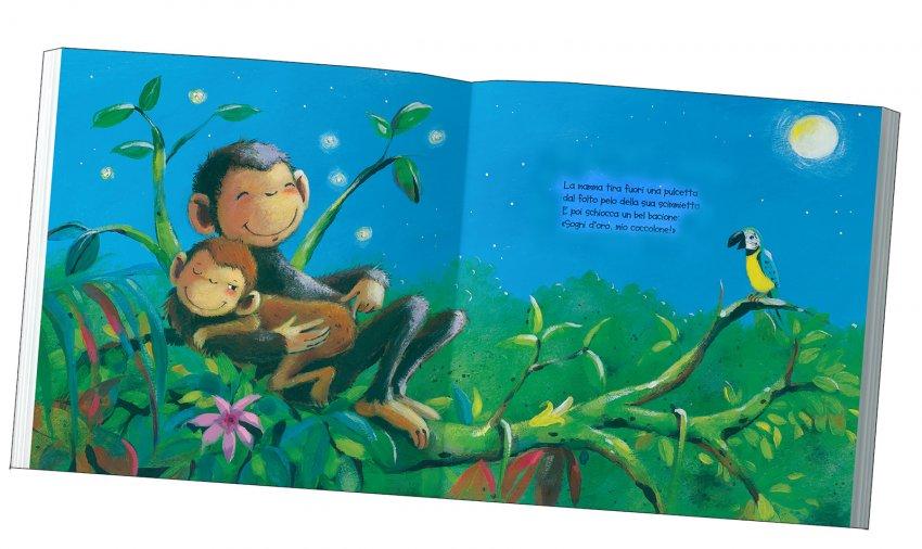 Ninna Nanna dei Cuccioli - scimmietta
