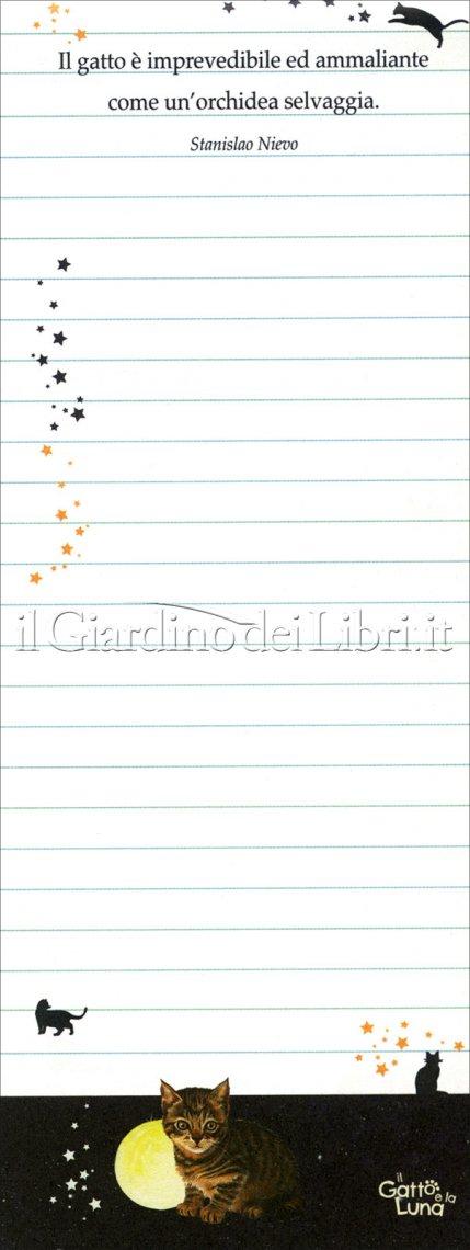 Notes - Il Gatto e la Luna - Interno
