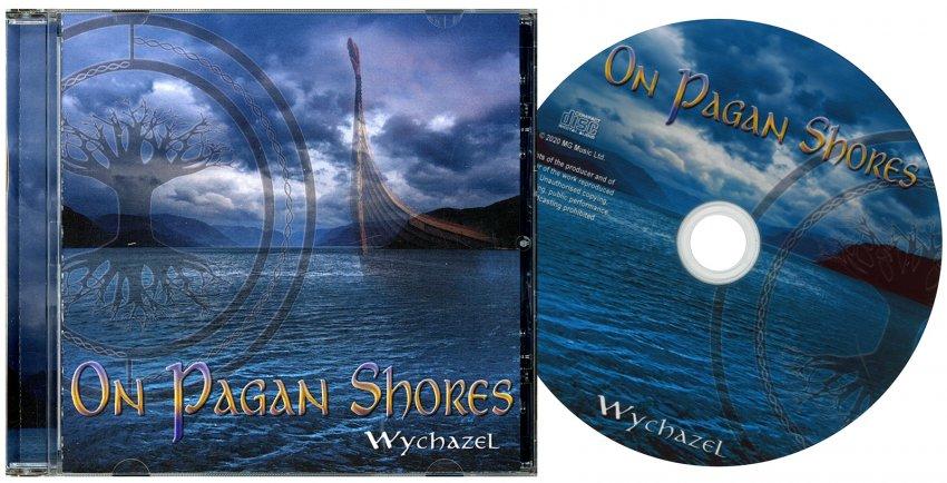 On Pagan Shores CD - immagine disco