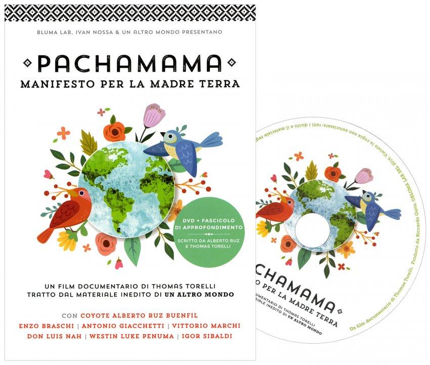 Pachamama - Documentario in DVD