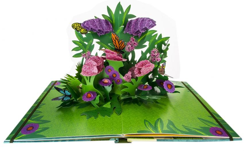 Paper Blossoms - Farfalle e Uccelli