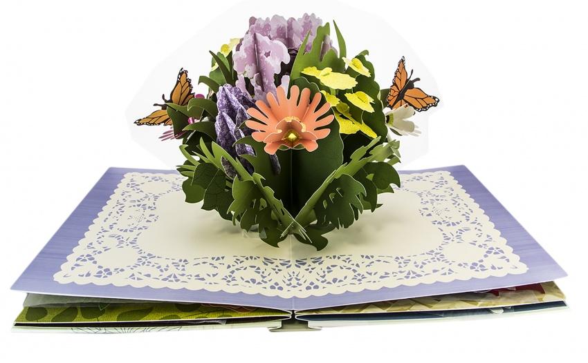 Paper Blossoms - Fiori di Carta