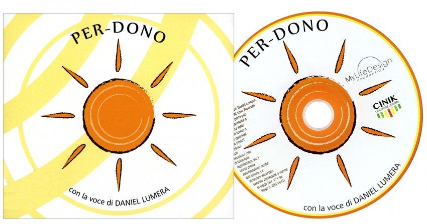 Per-Dono CD - immagine del Cd e della copertina