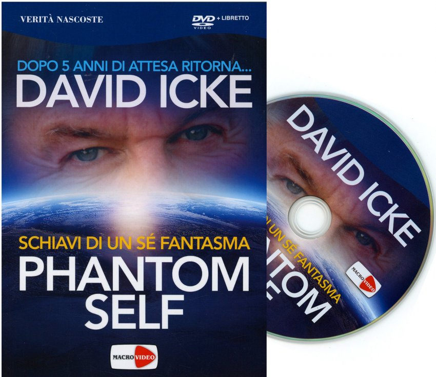 Phantom Self - Seminario in DVD