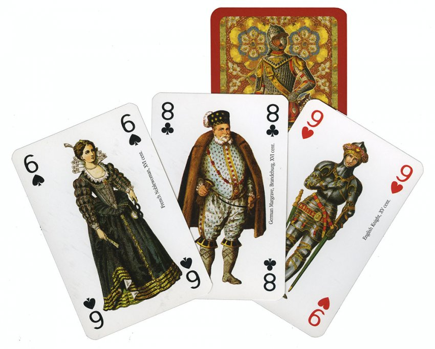 Rinascimento - Carte da Gioco