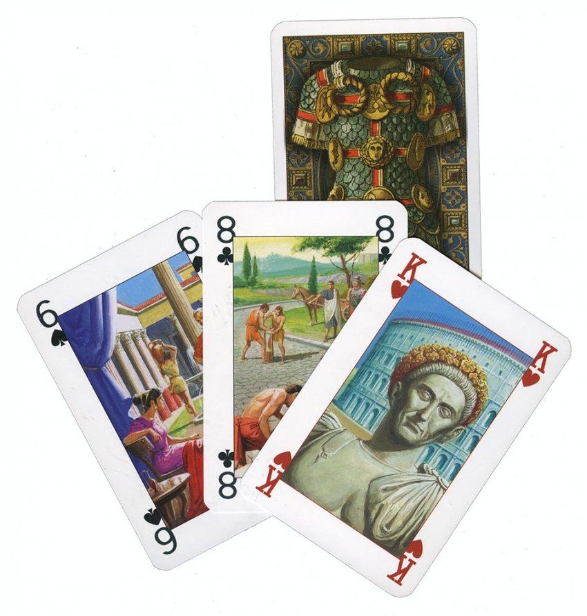 Roma Antica - Carte da Gioco