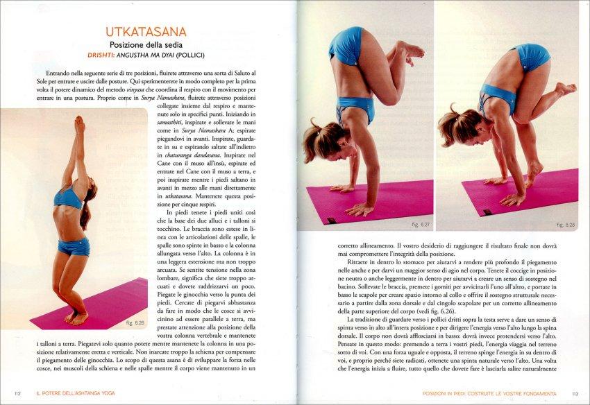 Il Potere dell'Ashtanga Yoga - Interno
