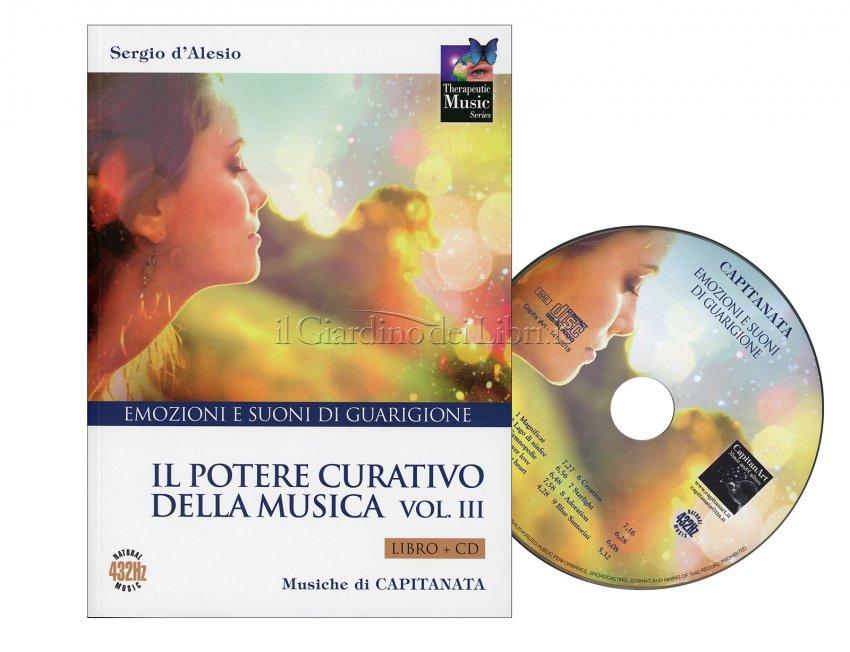 Il Potere Curativo della Musica Vol. III Libro + CD
