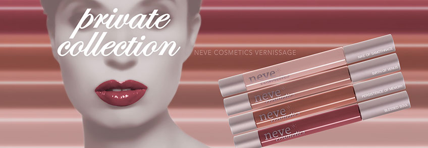Gloss Lucido Private Collection - Neve Cosmetic