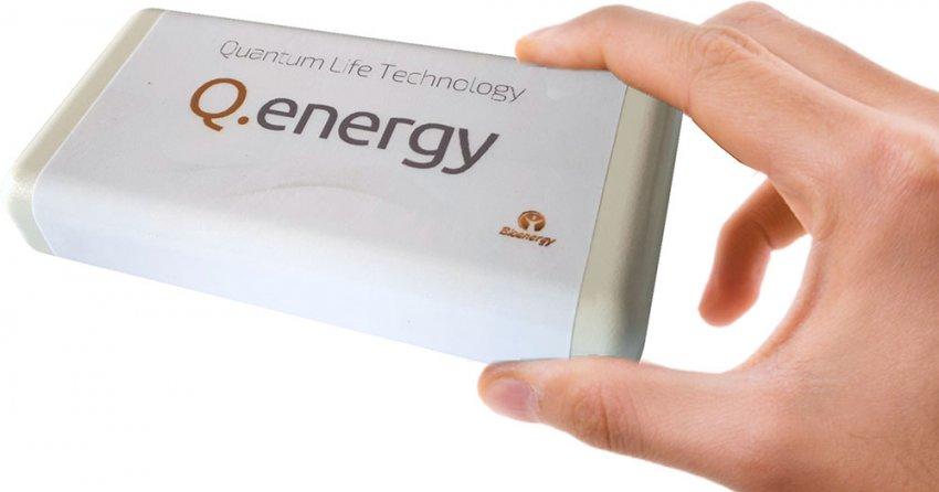Q Energy Benessere in Tasca - Bioenergy