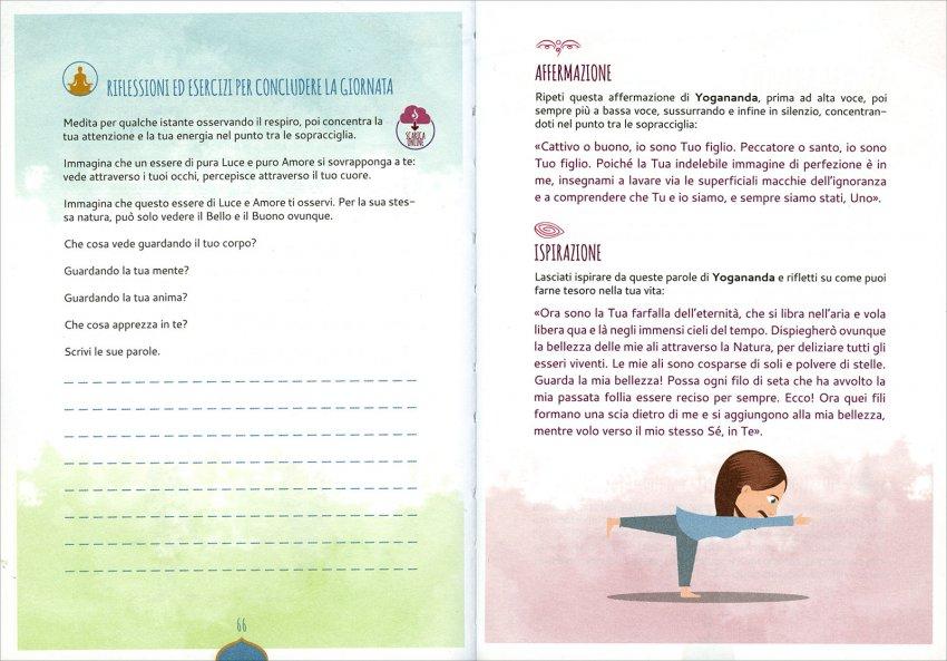 Il Quaderno dei Passi Felici - Interno
