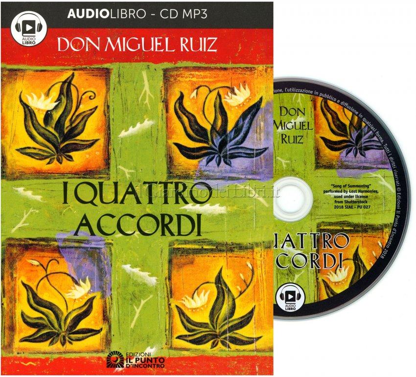 Quattro Accordi - Audiolibro