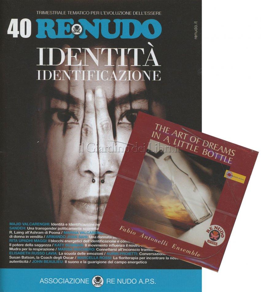 re nudo 40 cd