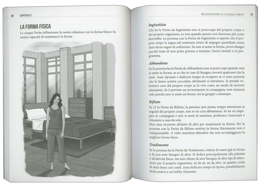 Risolvere le Cinque Ferite - pagine interne