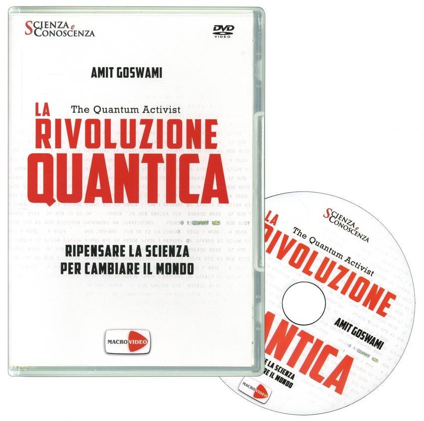 La Rivoluzione Quantica - The Quantum Activist - Documentario in DVD Edizione 2015