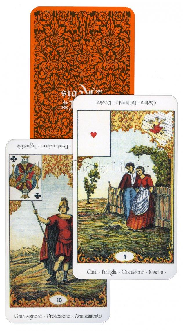 L'Antica Sibilla del Destino Carte