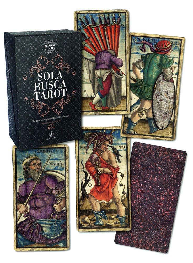 Tarocchi Sola Busca - Museum Quality