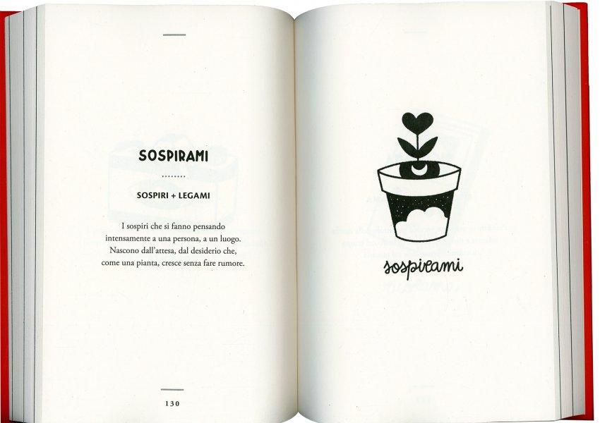 Vocabolario Sentimentale - immagine interna