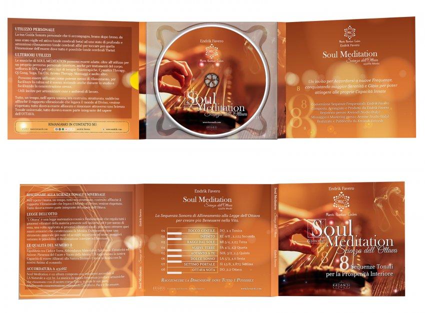 Soul Meditation - CD immagine disco e copertina