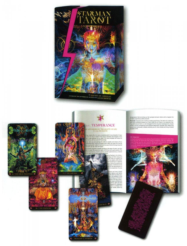 Starman Tarot - Cofanetto con Carte e Libro