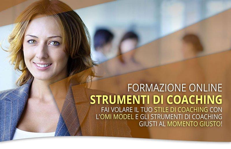Strumenti di Coaching - Formazione Online