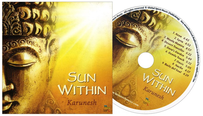 Sun Within CD