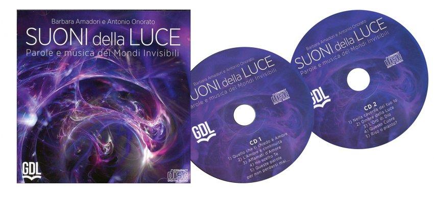 Suoni della Luce - Contenuto CD