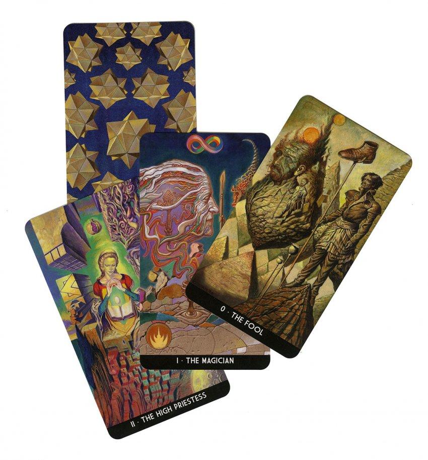 Surrealist Tarot - Tarocchi Surrealisti - Carte