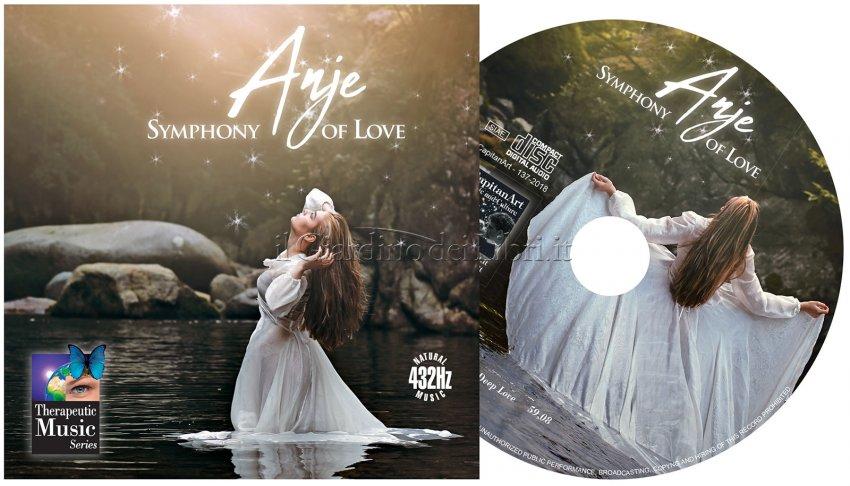 Symphony of Love - CD