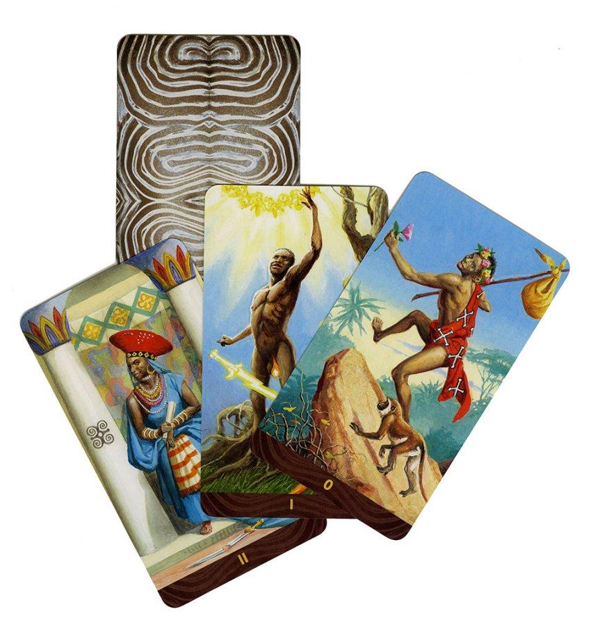 Tarocchi Afro Americani - Carte