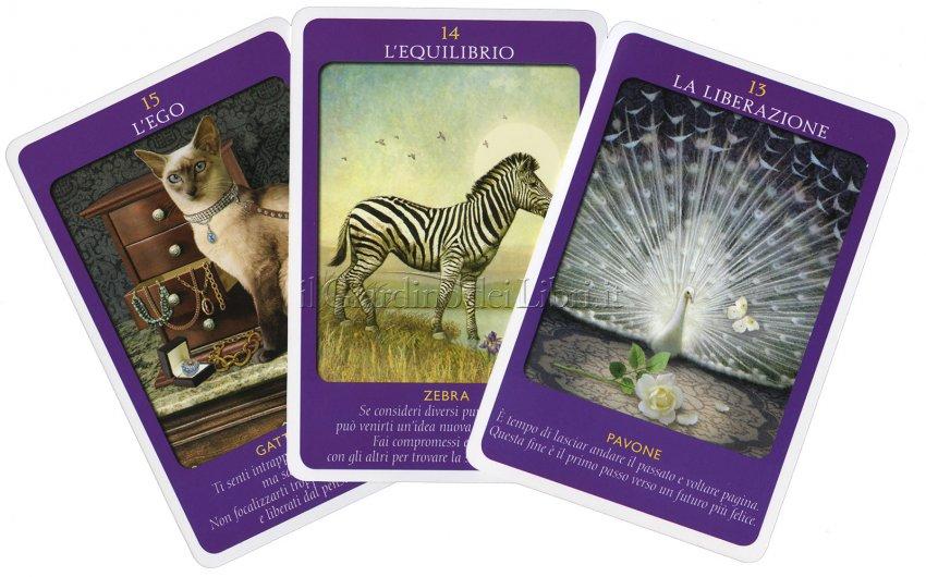 I Tarocchi degli Animali - Carte