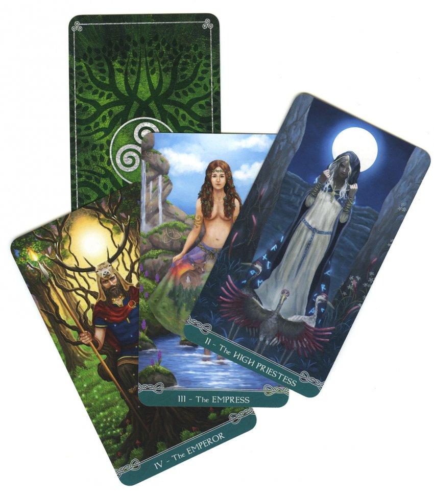 Universal Celtic Tarot - Tarocchi Celtici Universali