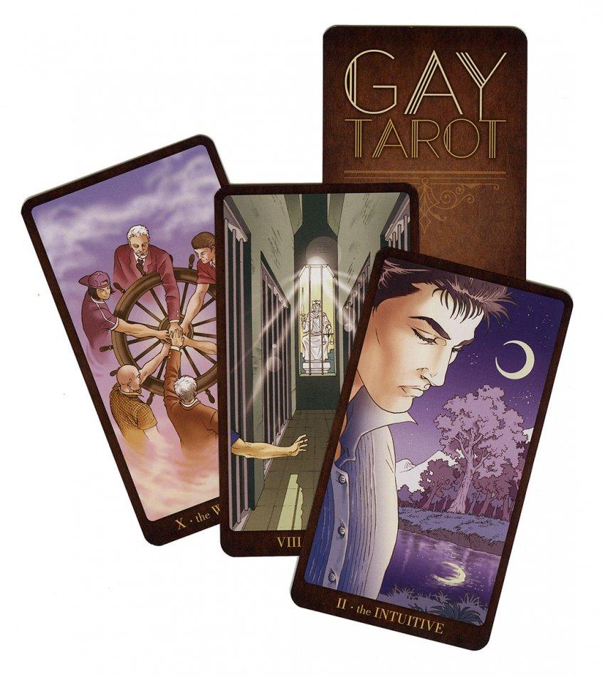 I Tarocchi Gay - Carte