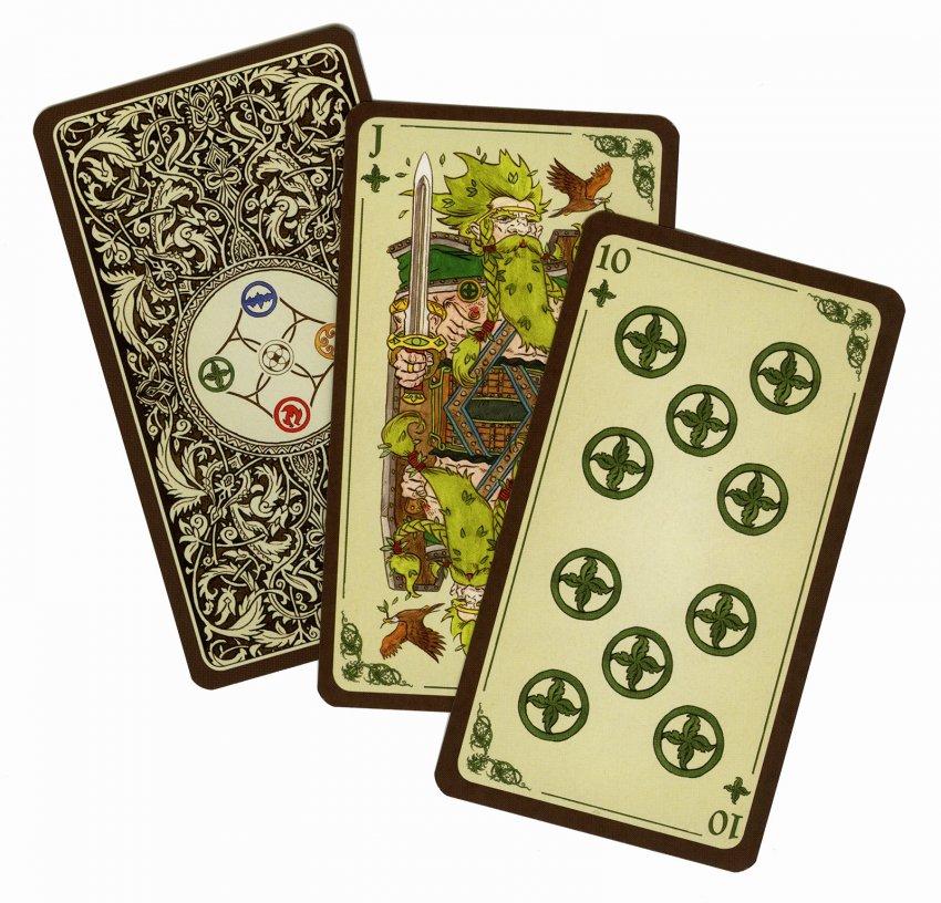 The Tarot of Loka - Carte
