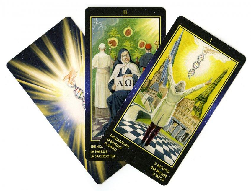 I Tarocchi Profetici della Bibbia - Carte