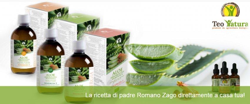 Aloe Arborescens Biologica - Sinergia 2 - Ricetta Senza Alcool