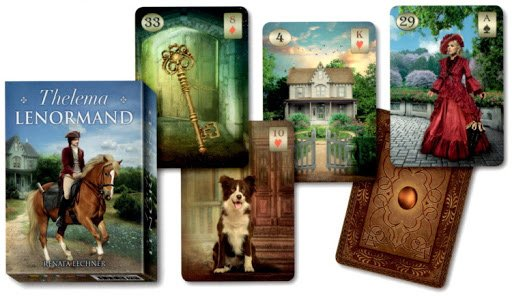 Thelema Lenormand - oracolo di 36 carte