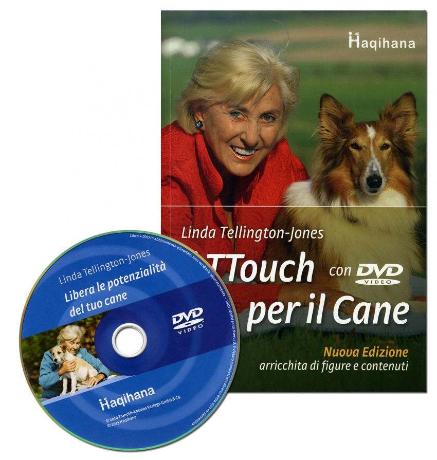 Il TTouch per il Cane - Con DVD Allegato