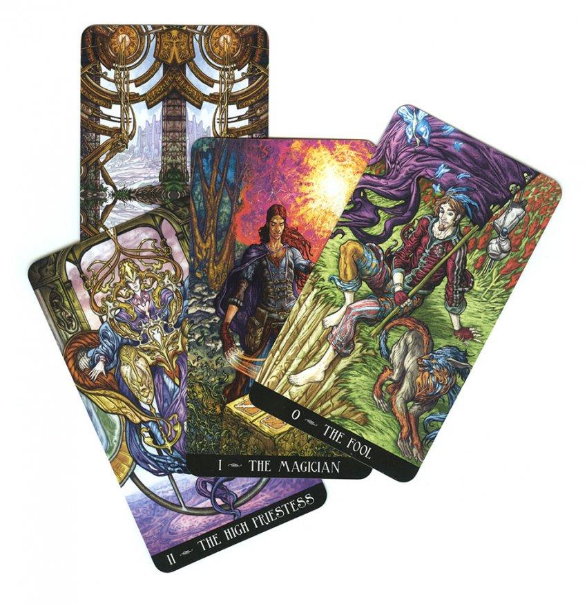 Tarocchi Universali Fantasy - Carte