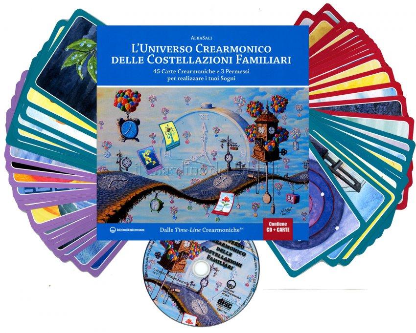 L'Universo Crearmonico delle Costellazioni Familiari - Con CD