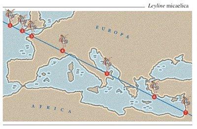 Verso Michele - Leyline micaelica