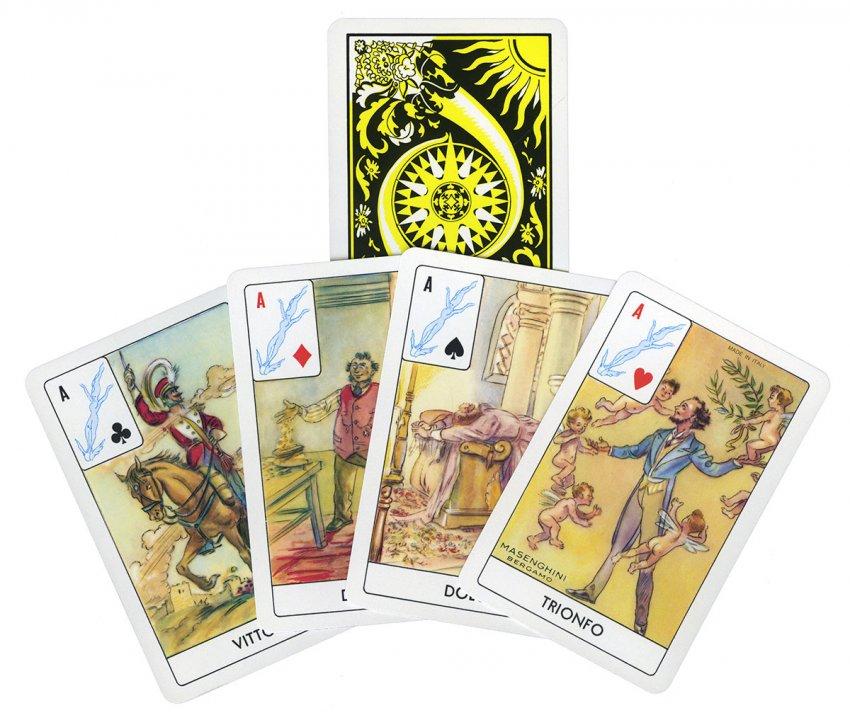 Il Vostro Destino - 52 Carte Divinatorie